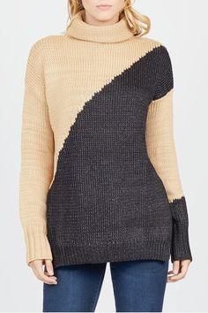 Six Crisp Days Turtleneck Sweater