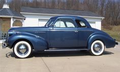 1939 BUICK 46 S SPORT COUPE - Barrett-Jackson Auction Company - World's Greatest Collector Car Auctions
