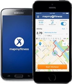Mobile Apps The training App MapMyFitness is a fitness tracking application that enables you to use the built-in GPS of your mobile device to track all of your fitness activities. Best Workout Apps, Track Workout, Easy Workouts, Workout Music, Apps For Running, Map My Run, Training Apps, Calorie Calculator, Money Saving Mom