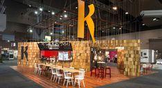 Ketel One Vodka Bar – IDEA 2014 #exhibitdesign #tradeshow #eventprofs