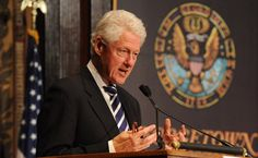 Former President Bill Clinton (SFS gives his first speech of his annual lecture series, The Clinton Lectures at Georgetown. Georgetown University, University Of Washington, Georgetown Hoyas, Catholic University, Alma Mater, World Leaders, Former President, Presidents, Politics
