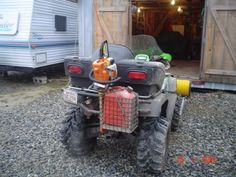 gas can, where to put it ??? - ArcticChat.com - Arctic Cat Forum