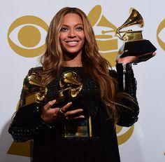 Grammy 2015: Beyoncé