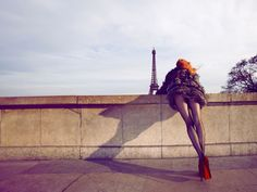 The Allure of Louboutin for Industrie magazine summer 2010