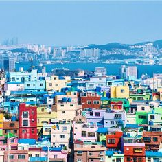 21 Most Colorful Cities in the World - Travel Lushes