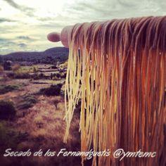 Espaguetis caseros