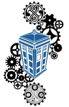 New Doctor Who Tattoo concept by ~GreatScottArt on deviantART