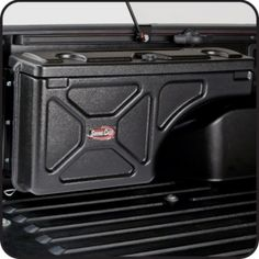 This is the Driver side....Passenger side itema available too...... Imagine having a secure place to store all your gear: Tools, Trailer accessories, Jumper cables, Sporting goods... just about anything thats rolling around your trucks cab or bed. Now, imagine accessing your gear by simply pulling a release lever - without reaching over, or climbing into, your truck bed.