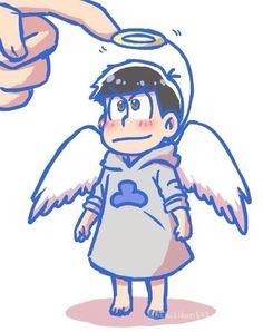 Oh, my little Karamatsu