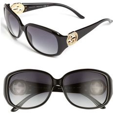 Gucci Sunglasses ($375) ❤ liked on Polyvore