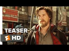Doctor Strange Official Teaser Trailer #1 (2016) - Benedict Cumberbatch Marvel Movie HD - YouTube
