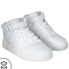 Herren Rookie High Sneaker weiß – STYLEKINGZZ