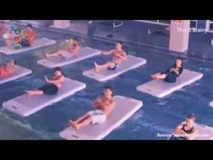 28 MAI / MAY 28TH  On veut ce cours en France !  Soon in France? via This Is Brainy & aquaphysical
