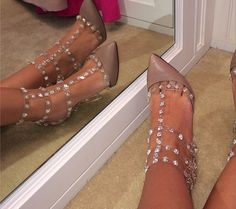 shoes lala rudge Valentino