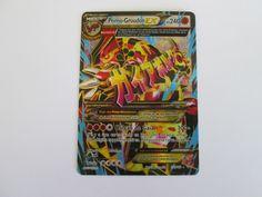 Carte Pokémon 151/160 Primo-Groudon Ex Série Xy - Primo Choc Neuf Fr