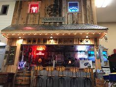 Bob's Saloon - mancave