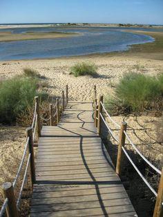 Monte Gordo an der Algarve - http://portugaljunkie.com/monte-gordo-an-der-algarve/