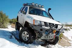 Need a few Pictures of lifted Xterra's - Page 2 - Nissan Xterra Forum