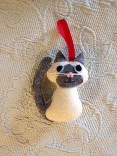 Siamese Cat on Etsy. $12.00