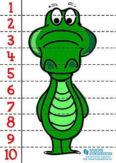 Numbers Preschool, Preschool Learning, Kindergarten Activities, Writing Activities, Teaching, Colegio Ideas, Star Students, Maths Puzzles, Toddler Learning Activities