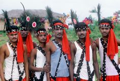 list of tribal groups in india