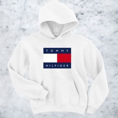 Buy Tommy Hilfiger Hoodie hoodie is Made To Order, one by one printed so we can control the quality. We use newest DTG Technology to print on to Tommy Hilfiger Hoodie Tommy Hilfiger Mujer, Tommy Hilfiger Outfit, Tommy Hilfiger Sweatshirt, Tommy Hilfiger Women, Tommy Hilfiger Windbreaker, Tommy Hilfiger Swimsuit, Hoodie Outfit, Hoodie Jacket, Hoody