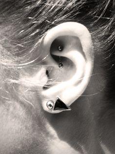 Ear! #piercing