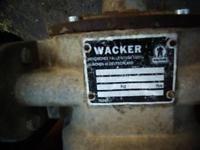 Wacker BS 60 Y Wacker Stampfer 2 Tackt Motor Rheinland-Pfalz - Malberg Vorschau
