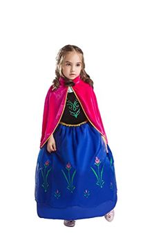 10cf7fbf9a Buy Uk1stchoice-zone Girls Princess Fancy Dress from £13.79 - Compare  Today s Best Prices