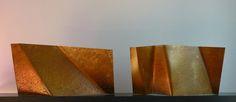 JR Jonathan Roy artiste peinture sculpture : Calibre vingt-deux (...) I - II, 2014