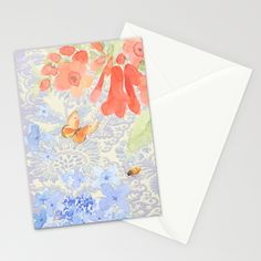 Believe Stationery Cards by Edith Jackson-Designs | Society6