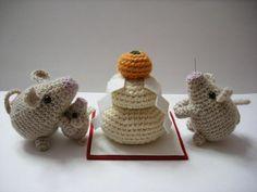 鏡餅編み図 : かぎ針編みで作りたいかわいいもの【編み図あり】 - NAVER まとめ