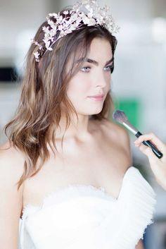 for Vogue Brides, shot by Nicole Cooper.