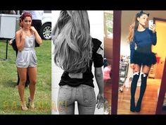 Ariana Grande Weight Loss Transformation on a Vegan Diet   Bananiac   High Carb Vegan Lifestyle Videos