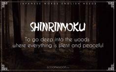 Kawaii Japanese words!