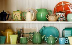 Vintage kitchen ware? Yes please.