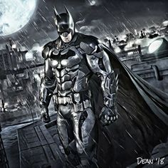 Another piece of Batman art. Batman Art, Studio S, Art Studios, Art Art, Dc Comics, My Arts, Superhero, Fictional Characters, Instagram