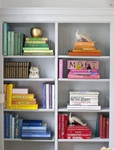 1000 Images About Bookshelf Inspiration On Pinterest