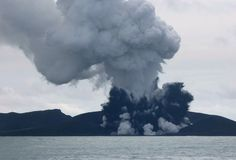 New island, Tonga Islands, 2015