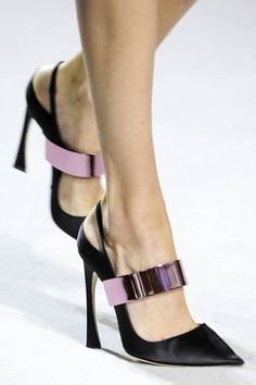 Christian Dior SS 2013 RTW.  These kind of melt me... until Pinterest I had no idea there so many wonderful heels! :)