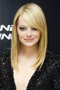 23 Elegante Frisuren für mittellanges Haar, die dich in diesem Winter warm halten! - Neue Frisur