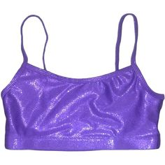CLEARANCE, Studio 7 Metallics Crop Top, Childs Adults Sizes, Purple,... ($12) ❤ liked on Polyvore featuring tops, purple top, crop tops, metal top, purple crop top and cut-out crop tops