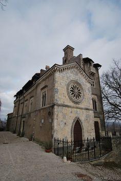 Italy - Lazio, Collalto Sabino (Rieti) - Chiesa della Madonna della Speranza - Photo M. Pesci (01-2012) - © All rights reserved - Tesori del Lazio