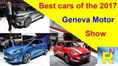 Car Review - Best Cars Of The 2017 Geneva Motor Show - Read Newspaper Tv