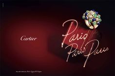 CARTIER / Paris Nouvelle Vague | MAZARINE | Agence de ...