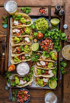 loaded grilled chicken tacos l dennistheprescott. - loaded grilled chicken tacos l dennistheprescott… La mejor imagen sobre fall recipes para tu gust - Grilled Chicken Tacos, Taco Chicken, Grilled Food, Party Food Platters, Clean Eating, Healthy Eating, Good Food, Yummy Food, Tasty