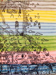 Bocetos analógicos 2