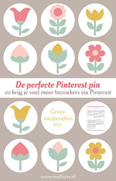 Wil jij meer bezoekers via Pinterest krijgen? Klik voor mijn stappenplan voor de perfecte Pinterest pin.
