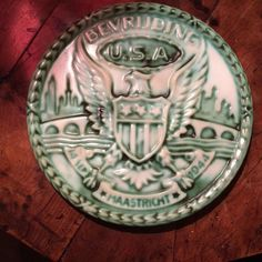 World War 11 Liberation Of 1st City Of Holland Maastricht Commemorative Plate | eBay