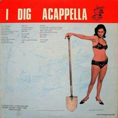 I Dig Acappella - Various Artists. 1965